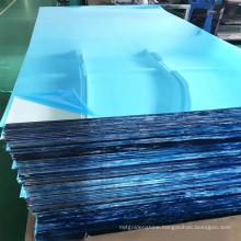 Clear Mirror Acrylic sheet plate