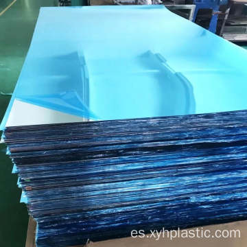 Clear Mirror Acrylic sheet plate