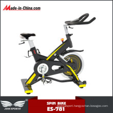 High Quality Gym Equipment Upright Cycle Spinning Bike