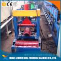 Chapa galvanizada para techos que hace la máquina