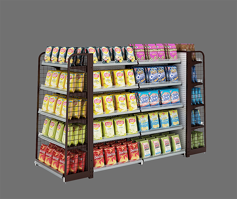 Shelving Racks For Retail