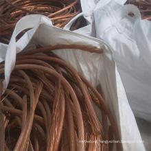 Pure Purity Red Color Copper Wire Scrap 99% 99.95% 99.99%