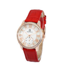 High quality steel wrist watch for women