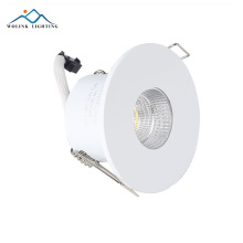 Wolink adjustable surface mounted led ultra thin trimless recessed downlight