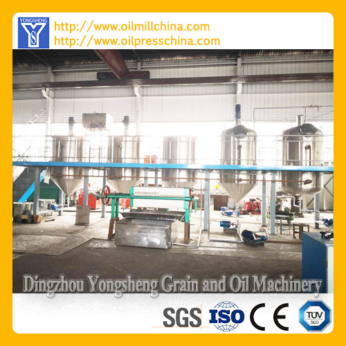 5tpd Vegetable Oil Refinery