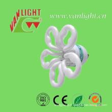 Fleur formes CFL ampoules éconergétiques lampes lampe de grande puissance