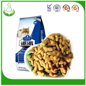 Comida de gato gourmet china lable privada