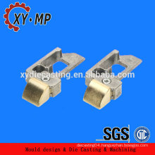 Mahinery accessories spare parts Die cast aluminum connectors