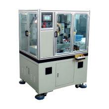 Máquina automática de torneado de conmutador de doble servo