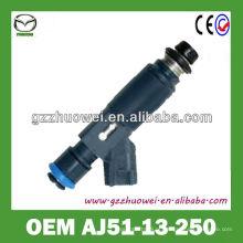 Novo chega China Original Fuel System Auto Injector para MAZDA MPV, 3.0 AJ51-13-250