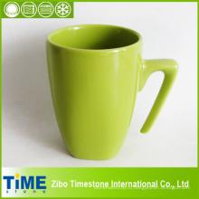 Площадь 500мл чашки белые керамические воды