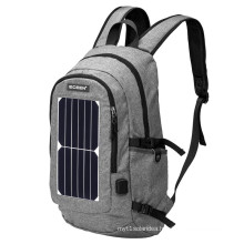 2017 Gold supplier ECE-668 camping solar panel power backpack