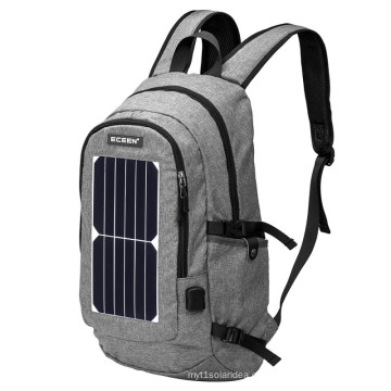 2017 Gold proveedor ECE-668 camping solar panel power backpack