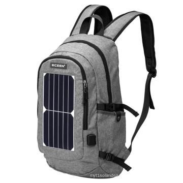 2017 Le panneau solaire portable ECE-668 le plus performant porte le chargeur pour l'extérieur