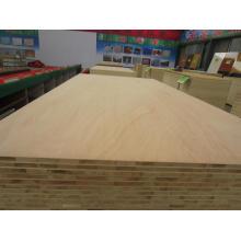 Okoume Face / Back Blockboard Precio / Buena calidad Blockboard Factory