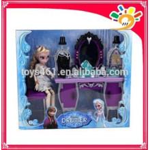 Neuestes, 11 Zoll Winterromance-Aufbereiterbaby-Puppespielwarengeschenk für Verkauf
