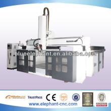 Máquina cnc de 4 ejes de excelente calidad con husillo HSD