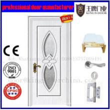 PVC-Holztüren mit Rahmen