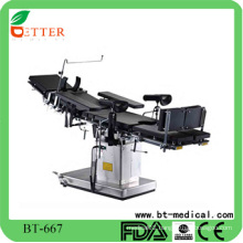 Electric Operating Table Gynecological Delivery Bed