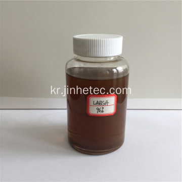 Dodecyl Benzene Sulphonic Acid LABSA CAS 27176-87-0 공급