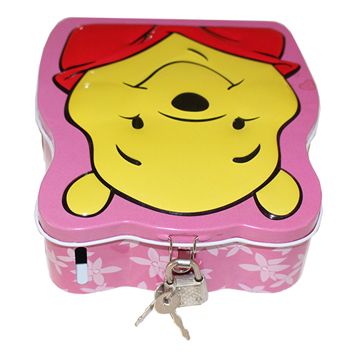 Little bear cash box