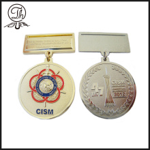 Zinc alloy Gold metal sports medal awards