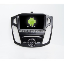 "9 ""android car dvd para focus 2015 with 3G / 4G + enlace de espejo, OEM + fábrica directamente"