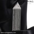 E-182 Xuping 2016 fashional new designs tassel Jewelry earrings
