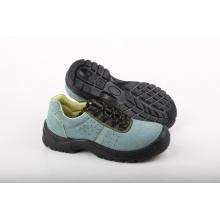 Suede Leather Safety Footwear Sn5301