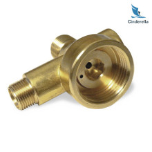 Brass Hot Forging CNC Turned Parts Online Customized