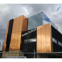 Composite Copper Door Panels