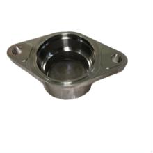 Servicio de fabricación Brida de bloque de cojinetes de acero personalizado