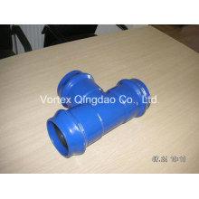 Vortex PVC All Socket Tee