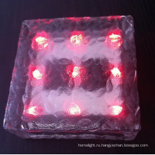 СИД Солнечный лед кирпич свет с CE и RoHS