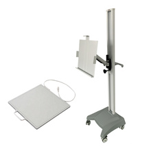 medical vertical stand x-ray bucky stand for bucky stand x ray detector