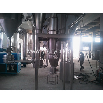 centrifugal spray power drying machine of hydroxy starch