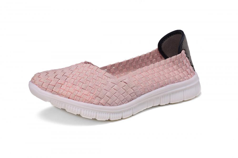 Lightweight Design Woven Pumps