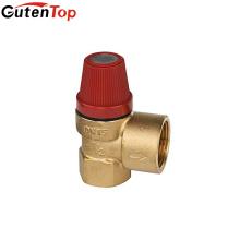 Gutentop Латунь предохранительный клапан предохранительный клапан для котла