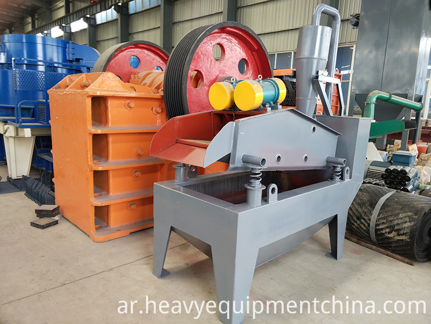Stone Washing Processing Plant
