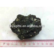 Природный грубый камень из камня Диопсида, натуральный камень ROCK