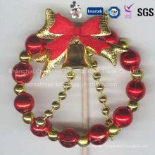 Mini Wreath for Christmas Cake Decoration