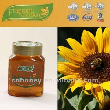 Чистый натуральный мед подсолнечника для продажи