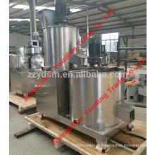 High peeling rate sesame peeler and separator