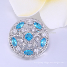 Manufacturer factory price initial magnetic brooch