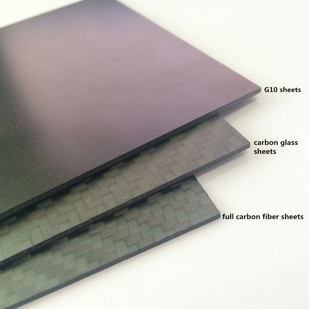Carbon Fibre Plates Cutting