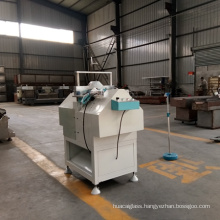 PVC And Aluminum  Profile  V- notch Cutting Saw Machine For Windows And Doors