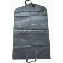 Sac à bandoulière en tissu non tissé avec sacs en PVC transparent