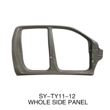 HILUX VIGO(Double cabin) 2005-2012 Whole Side Panel
