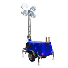 Portable Mobile Led Light Tower With best price