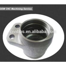 Литье под давлением из углеродистой стали, литая стальная ступица колеса в Нинбо